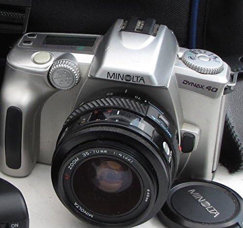 Cámara Réflex Minolta Dynax 40 – -incluye objetivo Minolta AF Zoom ...