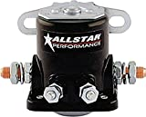 Allstar Performance ALL76203-10 Starter Solenoid Black , Pack of 10