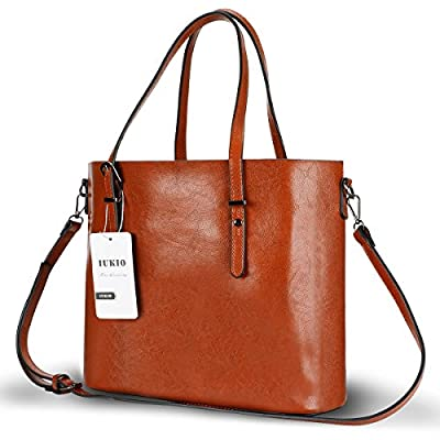 Women Top Handle Satchel Handbags Shoulder Bag Messenger Tote Bag Purse IUKIO
