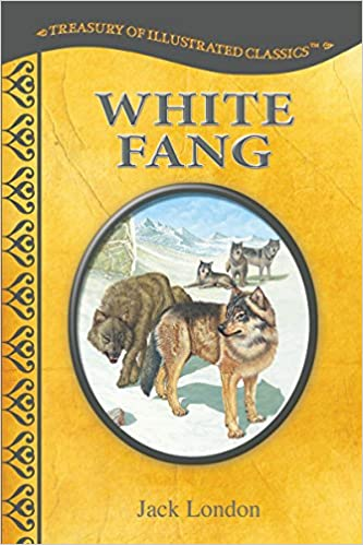 b9b6c8bef6db White Fang-Treasury of Illustrated Classics Storybook Collection ...