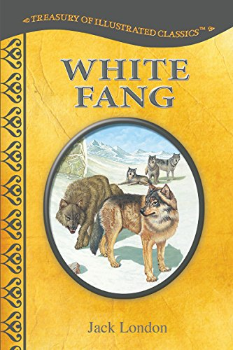 White Fang Book Cover : Book quiz library jack london white fang