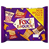 Fox's Favourties Assorted Biscuits - 400g - Pack of 2