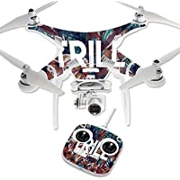 Skin For DJI Phantom 3 Standard – Trill | MightySkins Protective, Durable, and Unique Vinyl Decal wrap cover | Easy To Apply, Remove, and Change Styles | Made in the USA