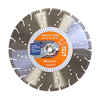 "Husqvarna Vari-Cut TURBO Fast Cutting 16"" General Purpose Abrasive Blade 587905901"