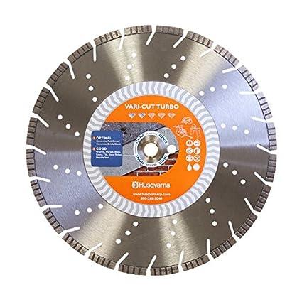 "Husqvarna Vari-Cut TURBO Fast Cutting 16"" General Purpose Abrasive Blade 587905901"