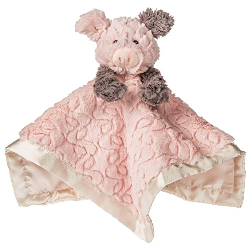 Mary Meyer Putty Nursery Character Blanket, Piglet