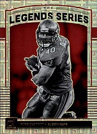 2018 Donruss The Legends Series Football Card  19 Mike Alstott NM-MT Tampa  Bay 19bfe3f4d