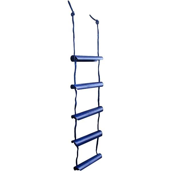 Osculati Nailon Escalera de Cuerda, tre, Cuatro o Cinco Grados (Cinco Grados): Amazon.es: Deportes y aire libre