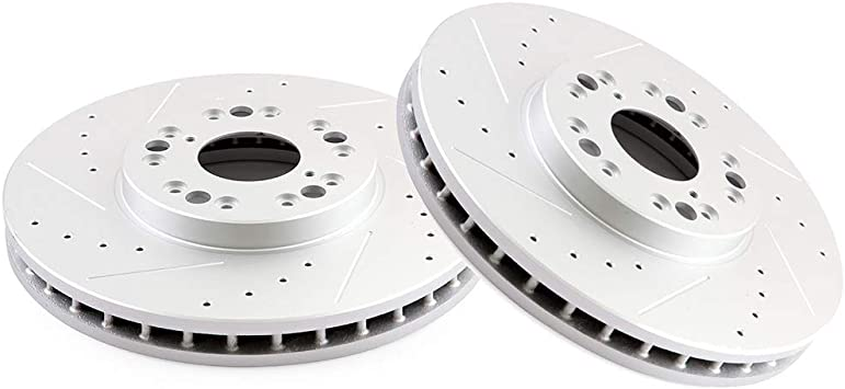 For Lexus GS300 GS400 GS430 IS300 SC430 Front And Rear Ceramic Brake Discs pads