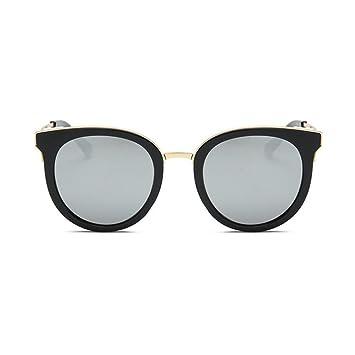 Aoligei Tendencia de gafas de sol y gafas de sol polarizadas simples gafas de sol retro