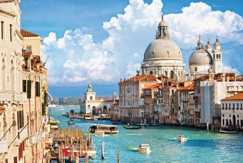 Tomax Venice with Grand Canal in Italy 1000 Piece Jigsaw Puzzle