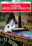 img - for Canal Arts and Crafts (Shire Album) by Avril Lansdell (1994-02-24) book / textbook / text book