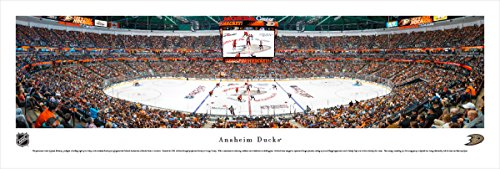 Anaheim Ducks - Center Ice - Blakeway Panoramas Unframed NHL Posters ()