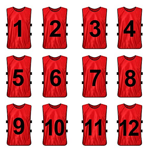 TopTie Sets of 12 (#1-12, 13-24) Numbered/Blank Training for sale  Delivered anywhere in Canada