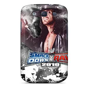 Protective Case With Fashion Design For Galaxy S3 (wwe)