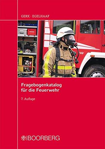 Fragebogenkatalog für die Feuerwehr