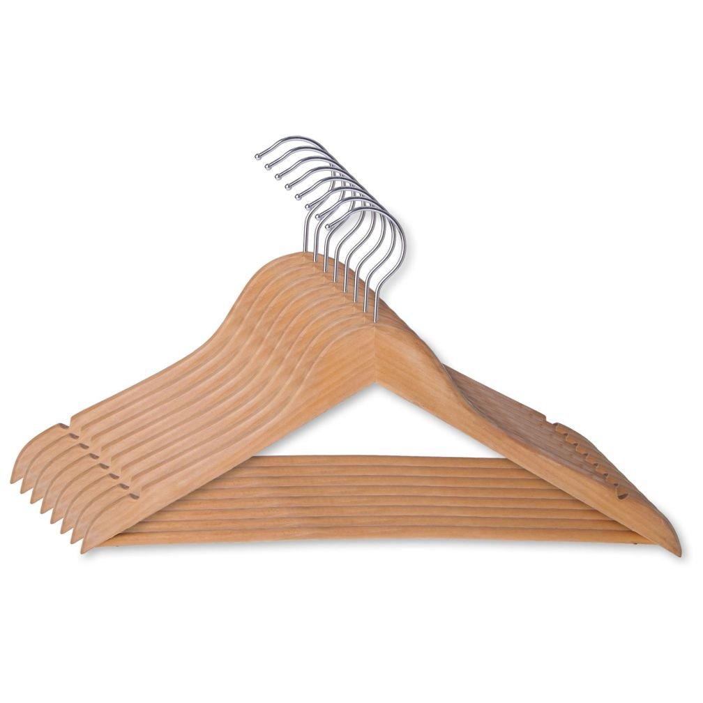 Perchas de madera traje de perchero de pie madera diseño ...