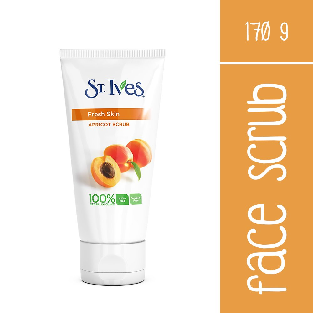 Buy St Ives Fresh Skin Apricot Face Scrub 170g Online At Low Blemish Control 283gr Prices In India