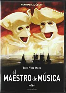 El Maestro De Música [DVD]