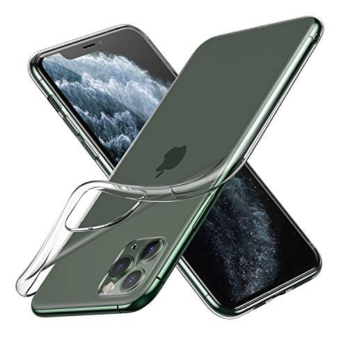 baozun Case for iPhone 11 Pro Case Cover for iPhone 11 Pro Protection Cover for iPhone 11 Pro Soft TPU Crystal Clear Case