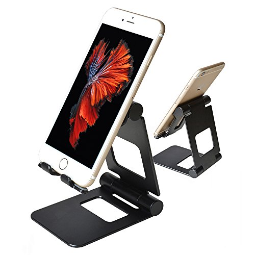 Adjustable Cell Phone Stand Multi-Angle Cell Phone Tablets iPads & Gaming Consoles Holder,Stand foriPad(up to 10 inch) by Masmire