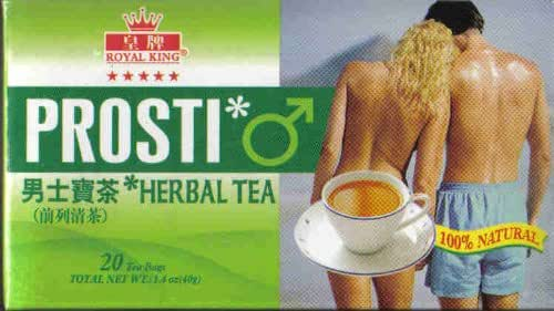 Prosti* Herbal Tea (Nan Shi Bao Cha) Chronic Prostatitis Treatment