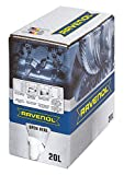 Ravenol J1V1004-020 SAE 10W-40 4-Stroke Motorcycle Oil - 4-T Semi-Synthetic Ester JASO MA2 Approved (20L Bag in Box)