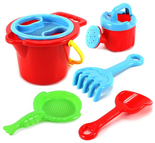 Deluxe Childrens Sandbox Playset Watering product image