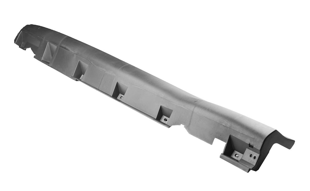 AUTOPA CP9Z-5810176-B Right Exterior Rocker Panel Molding Trim for Ford Focus 12-17