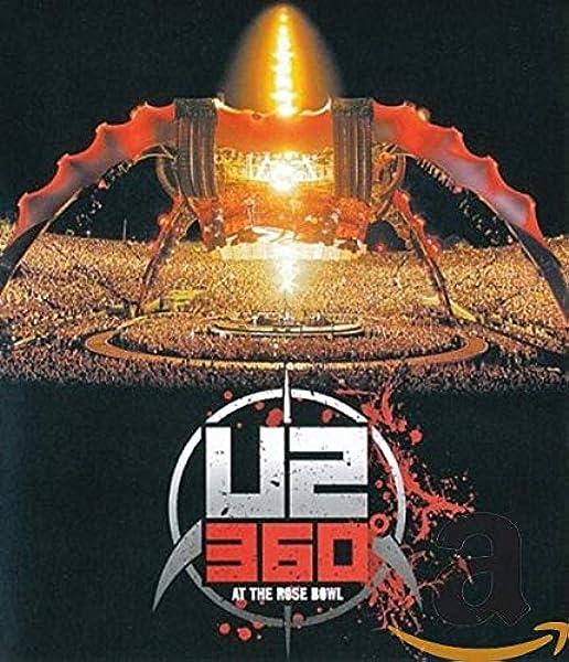 360º At The Rose Bowl [Alemania] [Blu-ray]: Amazon.es: U2, U2: Cine y Series TV