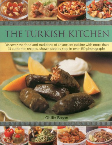 The Turkish Kitchen by Ghillie Basan