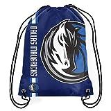Dallas Mavericks NBA Big Logo Drawstring Backpack