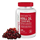 Best Krill Oils - Bronson Antarctic Krill Oil 1000 mg with Astaxanthin Review