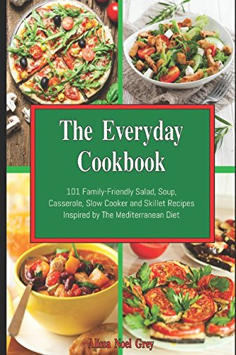 Everyday Cookbook Family Friendly Casserole Mediterranean product image