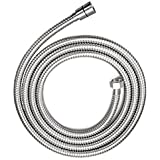 Housler?? SUPER LOW WATER PRESSURE BOOSTING 12mm LARGE BORE 2 METER LONG SHOWER HOSE by HOUSLER