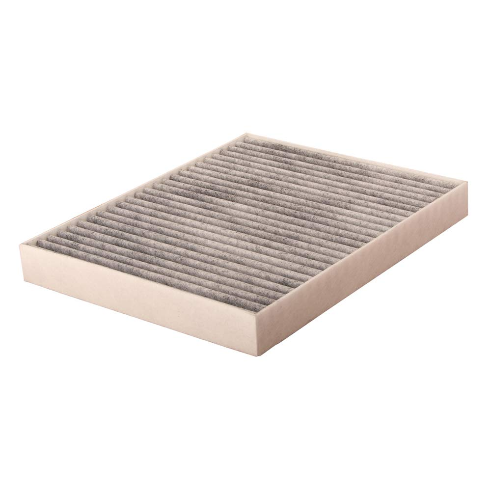 WTKSOY WTF015 Cabin Air Filter Includes Activated Carbon Fit Ford Explorer//Flex//Taurus Lincoln MKS//MKT
