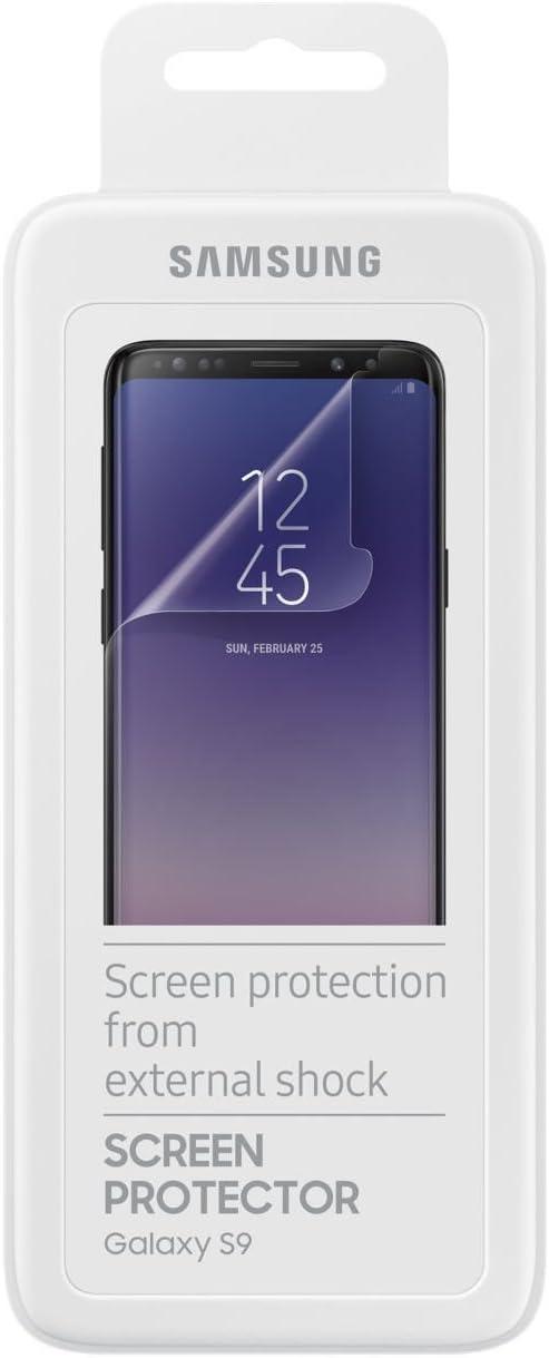 Samsung Protector de pantalla para Galaxy S9: Amazon.es: Electrónica