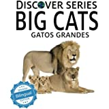 Gatos Grandes/Big Cats (Xist Kids Bilingual Spanish English)