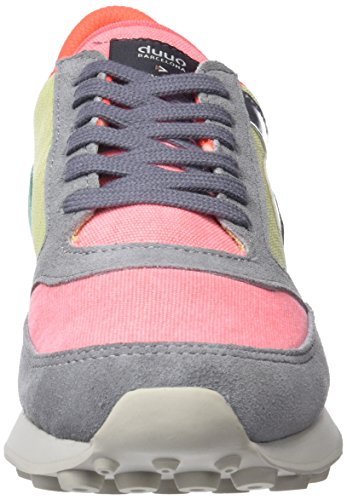 Baskets Multicolore Duuo multicolore Femme Prisa H5O8wqF