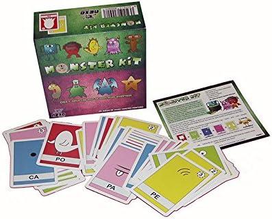 Monster Kit: Amazon.es: Juguetes y juegos