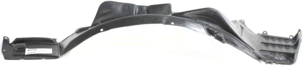 for 2002 2003 Mitsubishi Lancer Passenger Side Right RH Fender Liner