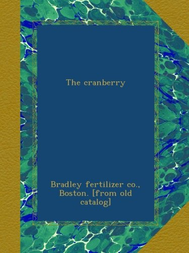 Read Online The cranberry pdf epub