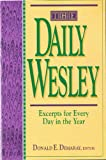 The Daily Wesley, John Wesley, 0917851803