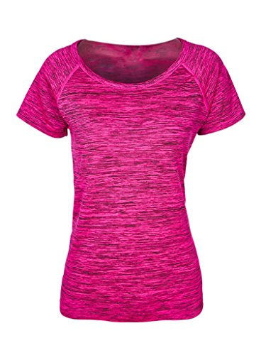Blooming Jelly - Camisa deportiva - para mujer Rosso