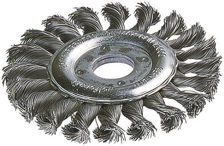 1x Cône brosse rundbürste fil brosse 115 mm ondulés Brosse Brosse F Flex