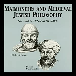 Maimonides and Medieval Jewish Philosophy Audiobook