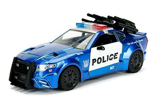 Metals Transformers Barricade Diecast Vehicle