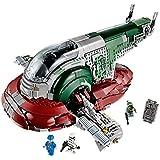 LEGO Star Wars Slave I 1996pc(s) - building sets (Movie, Boy, Multicolour)