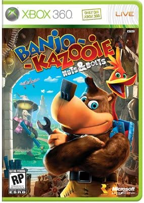 Amazon com: Banjo-Kazooie: Nuts & Bolts: Video Games