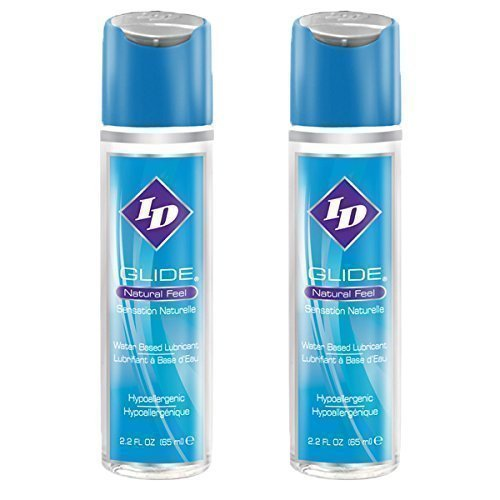 (2 Pack of ID Glide Lubricant Bottles 8.5 Fluid Ounces)